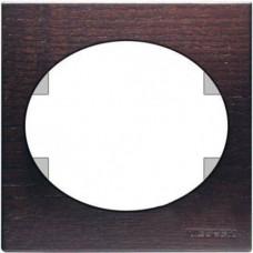 Рамка одноместная ABB Tacto (венге)