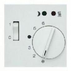 Термостат 230 В~ 10А с выносным датчиком для электрического подогрева пола механизм Eberle