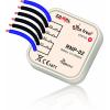 Zamel Передатчик встраиваемый управление кнопочным выключателем (4 канала) (RNP-02)